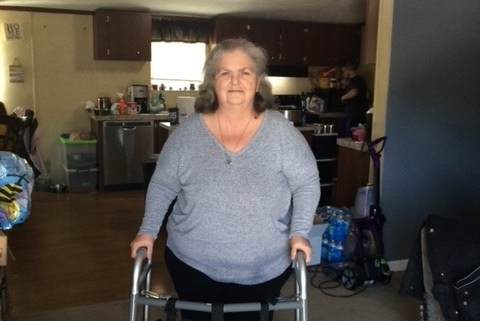 Annette Ketron chose Gateway Rehabilitation Hospital for stroke rehab